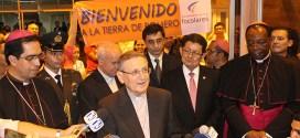 """""""El motivo de mi presencia es el reconocimiento de la caridad heroica, la fe profunda y la esperanza viva de Monseñor Romero"""": Cardenal Ángelo Amato"""