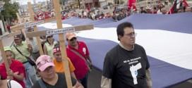 Resistencia conmemora con manifestación golpe de Estado en Honduras