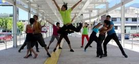La danza conquistando las calles de San Salvador