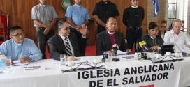 Iglesia Anglicana hace un llamado al cese de violencia, a través del diálogo