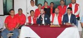 Alcaldes piden a Medardo González inscriba candidatura para Secretario General del FMLN
