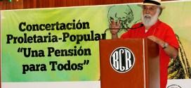 """Presentan propuesta  """"Una Pensión Para Todos"""""""