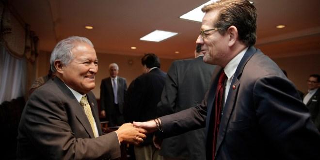 El Salvador respeta leyes y tratados internacionales