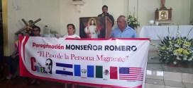 Peregrinación de la imagen de Romero llega a Guatemala