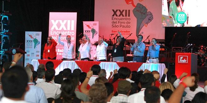 Consolidar unidad y poder popular principal reto de izquierda continental