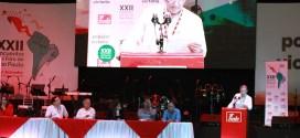 Foro de Sao Paulo celebra los 90 años de vida de Fidel Castro