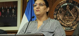 Inseguridad jurídica de elecciones provocó aquí guerra: Lorena Peña