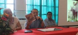 Presentan libro póstumo de Hugo Molina Rodríguez