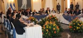 Presidentes del triángulo norte articulan estrategias para el combate de la criminalidad