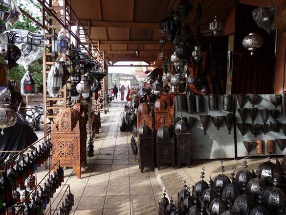Luces Marrakech