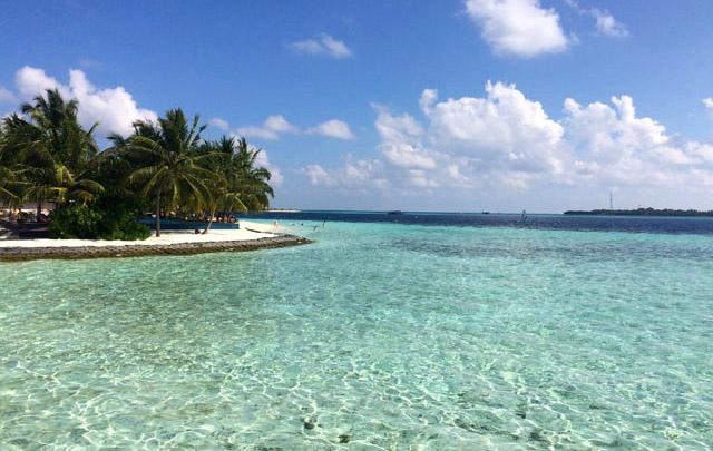 Llegada a Vilamendhoo Island Resort portada