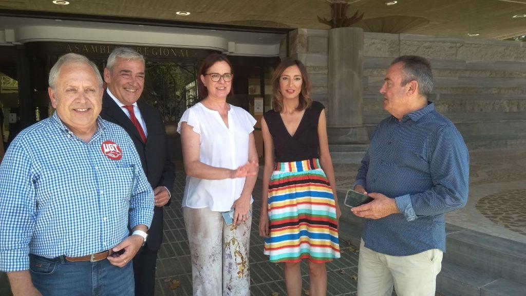 Franco (Cs): «Es imprescindible actualizar el convenio hostelero»
