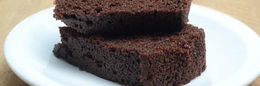 Devil's Cake con caramelo de coco (sin gluten in lácteos)