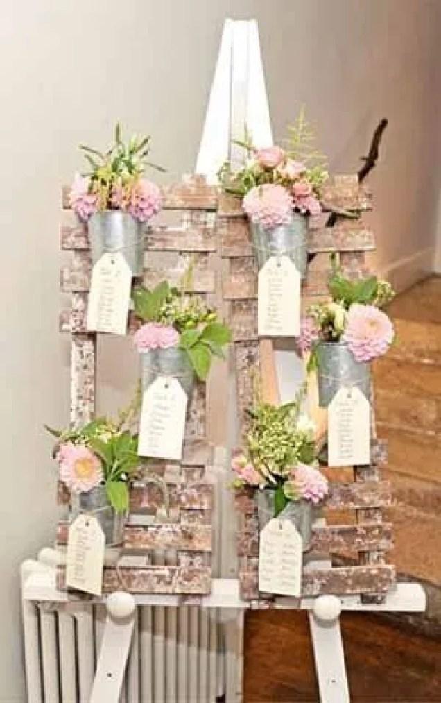 Ideas para decorar tu boda con palets de madera diario - Decorar tu boda ...