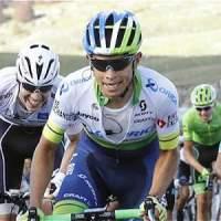 Chavez ganó la etapa 14 del Giro de Italia