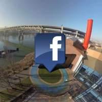 Fotos de 360 grados en Facebook