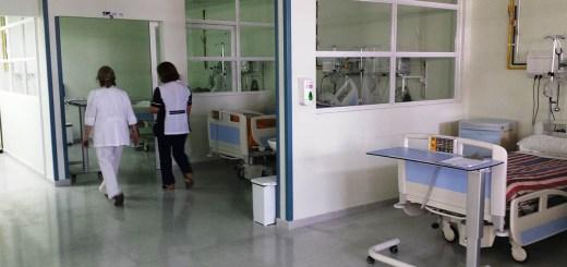 UPC Hospital San Fernando enero 2016