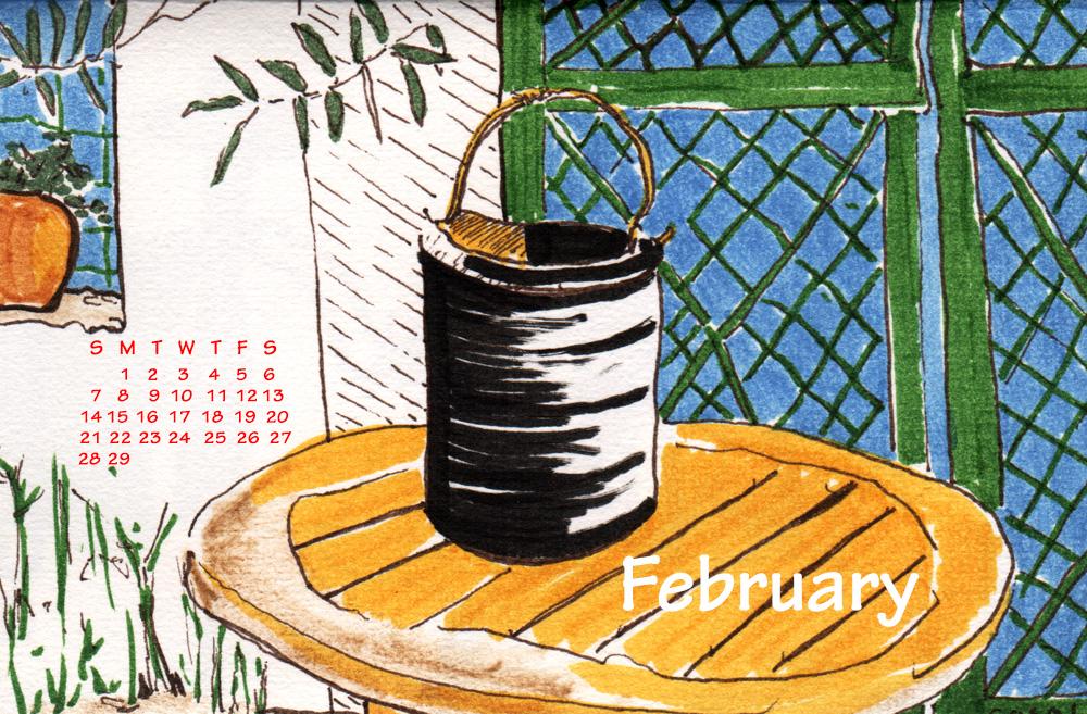 E vem Fevereiro, o mês mais curto!!!