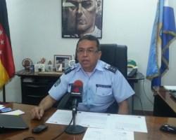 Comisionado jefe Francisco Escalona