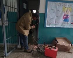 Mantenimiento Miranda y Plan Mi Escuela prestan apoyo para rehabilitaciones