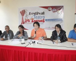 Por intermedio de la rueda de prensa se dio a conocer el cronograma del festival