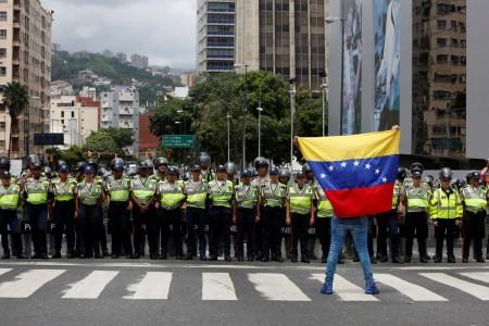 La oposición venezolana tiene ante sí la opción de la presión popular en las calles