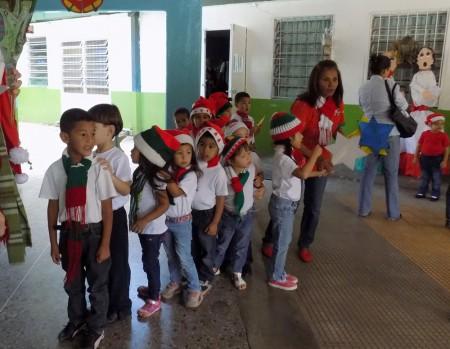 En preescolar monta a alta le dijeron adi s al 2016 la for Actividades recreativas en el salon de clases