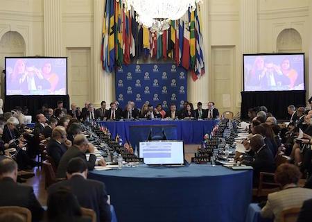 La OEA no logra aprobar ninguna resolución sobre Venezuela