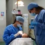 Cuenta con cinco odontólogos profesionales en la Salud Bucal