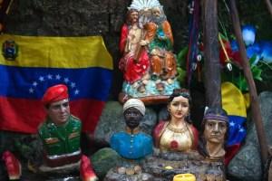 VENEZUELA-RELIGION-SANTERIA