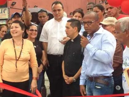 El presidente (e) de Corpomiranda, Américo Mata, informó que con estas acciones se da cumplimiento a los compromisos asumidos durante el Gobierno de Eficiencia en la Calle.