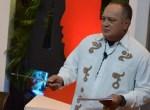 """Diosdado Cabello:  """"Nosotros no podemos odiar a nadie porque estamos trabajando todos los días""""."""