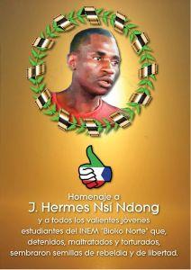 HOMENAJE A LOS JÓVENES de Guinea Ecuatorial