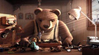 """Mira """"Historia de un oso"""", el corto animado ganador del Oscar a Mejor Cortometraje Animado"""