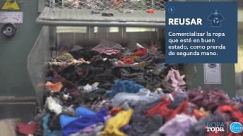 Ropa x Ropa – Reciclaje