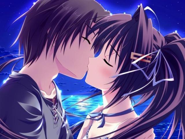 Imagenes de amor de anime