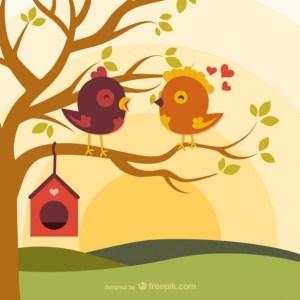 pajaros-del-amor-de-dibujos-animados-en-la-rama_23-2147499995