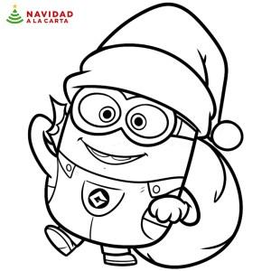 Minions-Navidad-a-la-Carta
