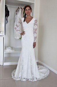 Vestidos para bodas mujer