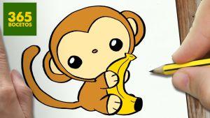 Dibujos de animales kawaii