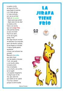 Poesías de niños cortas
