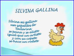 Poesías pequeñas para niños que tengan rimas