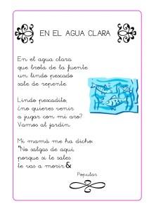 Poesías de niños largas