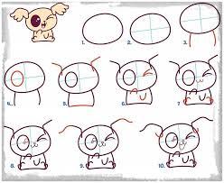 Dibujos fáciles para niños en preescolar