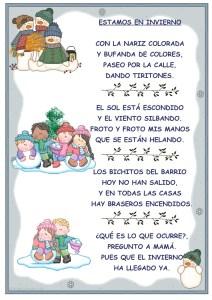 Poemas para niños que cumplen años