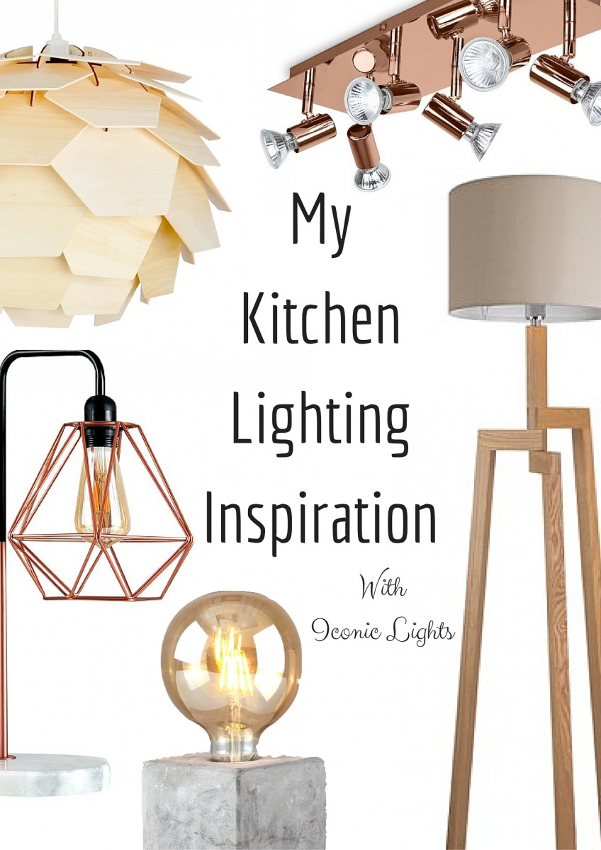 My Kitchen Lighting Inspiration