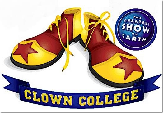 Clown College - for all your worthless qualifications