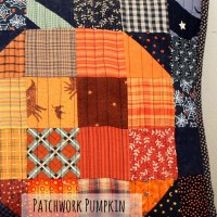 Fall and Halloween Quilt Inspiration