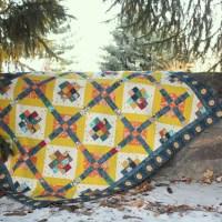 Artisan Quilt - new quilt design