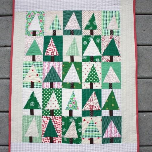 patchwork-christmas-tree-block-quilt-tutorial